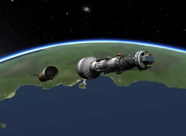 Kerbal Space Program Demo 0.18.2