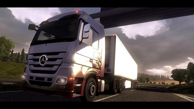 Euro Truck Simulator 2 Demo 1.3.1