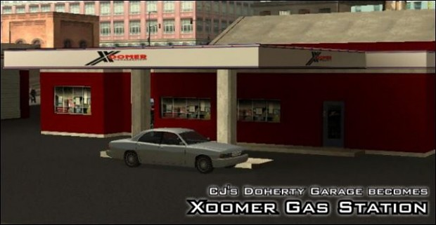Xoomer Gas Station