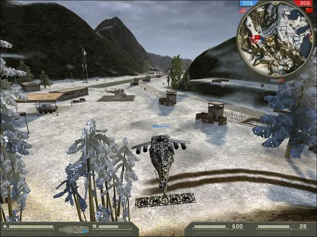 Nations at War - Dalian Plant 2 Arctic