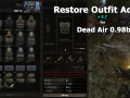Restore Outfit Addon v0.7