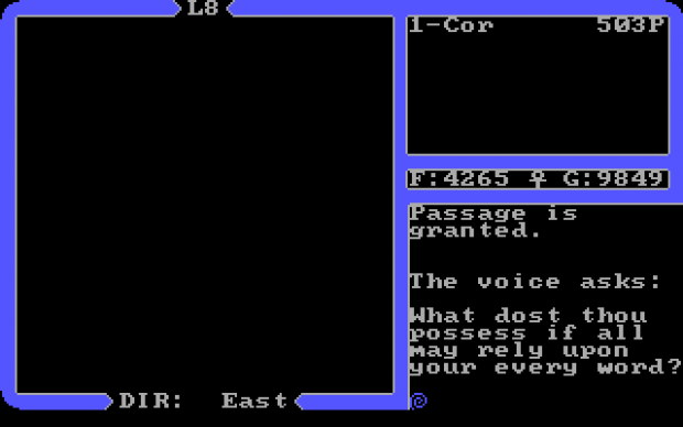 Ultima IV Solo Patch