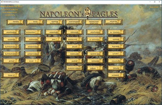Napoleon's Eagles 8.0