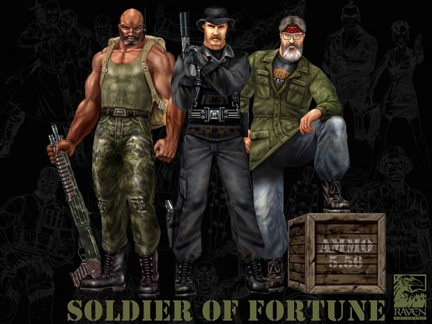 Soldier of Fortune Community Edition V6.2