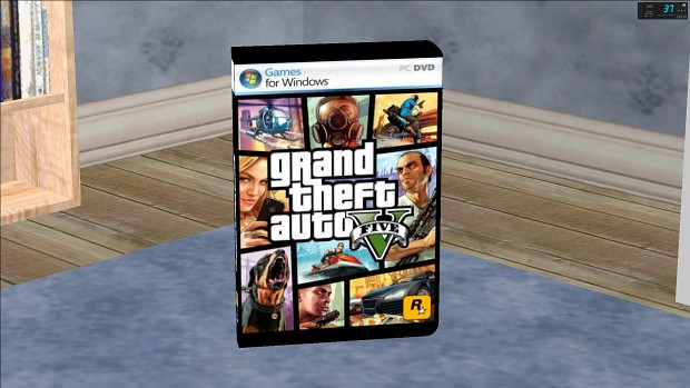 Grand Theft Auto V: San Andreas V1.1.0