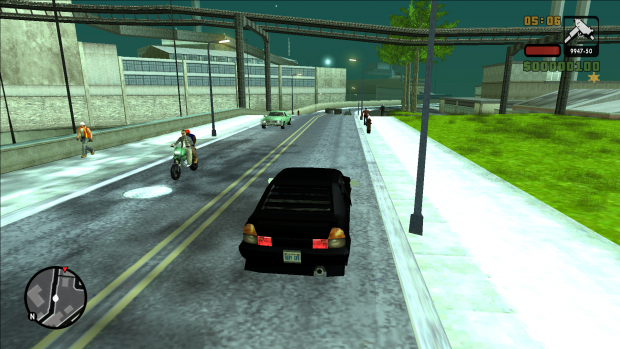 Liberty City Stories PC Edition Beta 6 (DYOM Only)