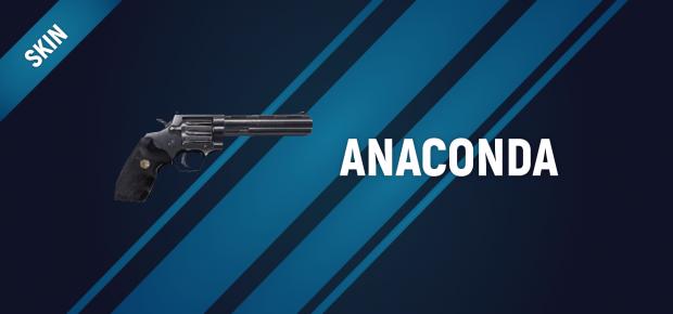 [Skin] Anaconda