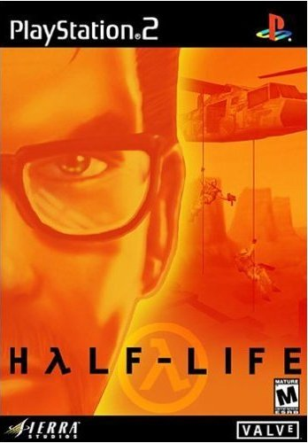 Half Life For The PlayStation 2