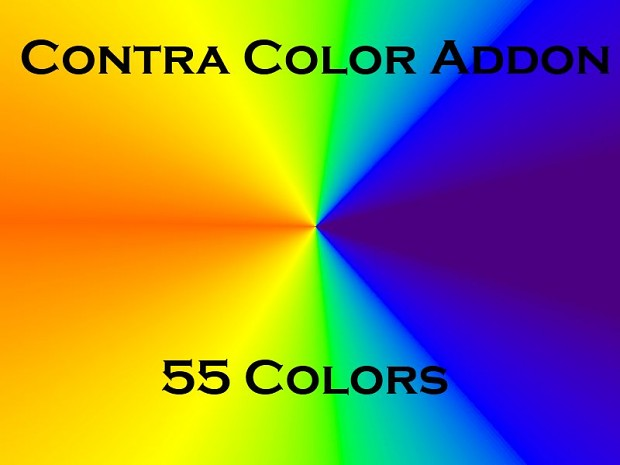 Contra - 007 House 55 Color Addon