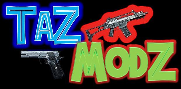 Tazmodz - Pistol Mod - Patch Version 1
