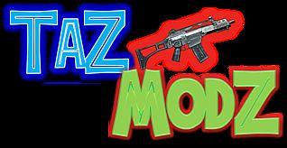 Tazmodz - Weapon Ranges Mod