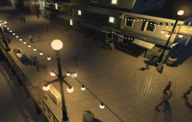 Omerta: City of Gangsters Demo