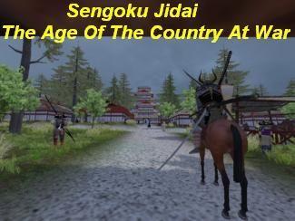 Sengoku Jidai - The Age Of The Country At War