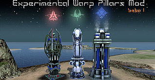 Experimental Warp Pillars Mod (Beta1)
