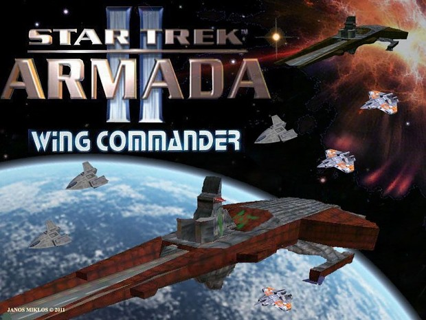 Star Trek Armada 2: Wing Commander - Terran Confederation