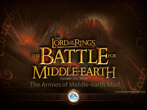 The Armies of Middle-earth Mod 1.0