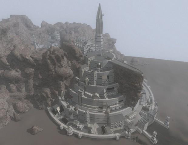 Minas Tirith 2.3.1