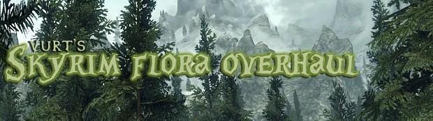 Vurt's Skyrim Flora Overhaul