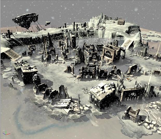 Mika999 Maps for DOW2 - Retribution