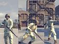 US Army Desert camo