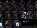Wheel Pack 1 by Dgumba