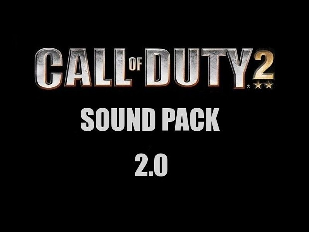 Call of Duty-2 Sound-Pack (2.0)