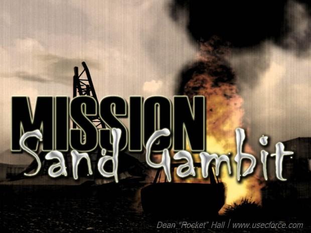 Mission Sand Gambit