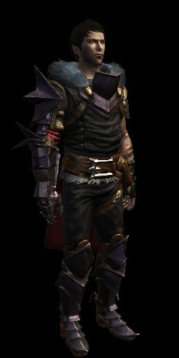 Blood Assassin Hawk with The Big sword