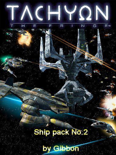 Tachyon the Fringe ship pack No.2