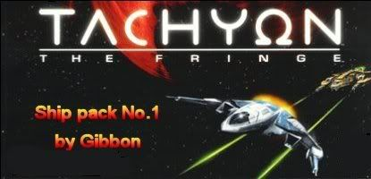 Tachyon the Fringe ship pack No.1