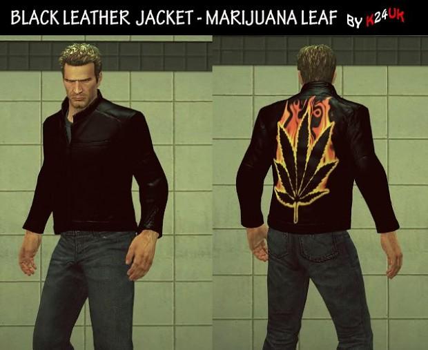 Marijuana Leaf Jacket