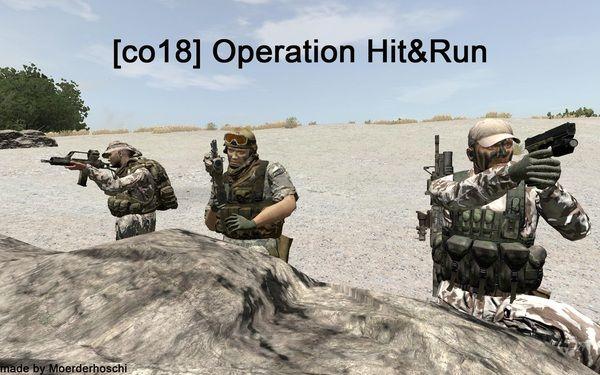 [co18] Operation Hit&Run