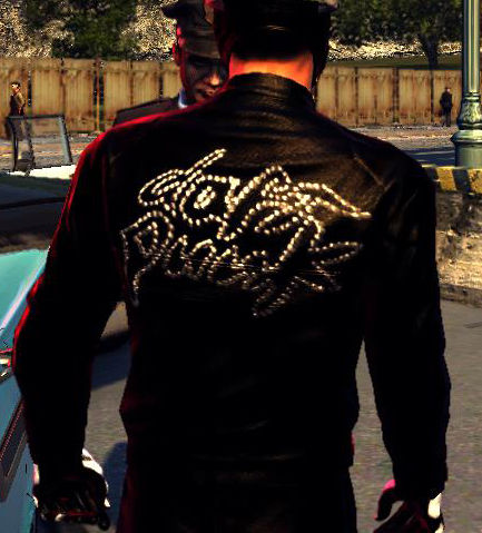 Racer Suit Mod: Daft Punk Jacket