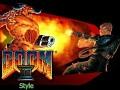 Doom 2 style mod (doom 3)
