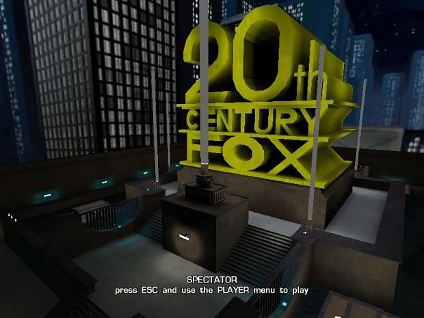 20th Century Fox Roof