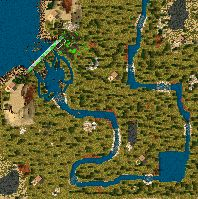 "Stronghold Crusader The great ""Dam"""