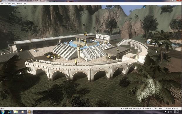 Templos CBR