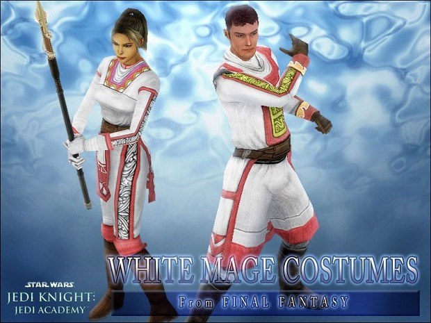 White Mage Costumes