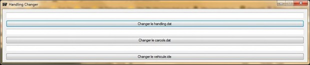 GTA IV - Handling Changer