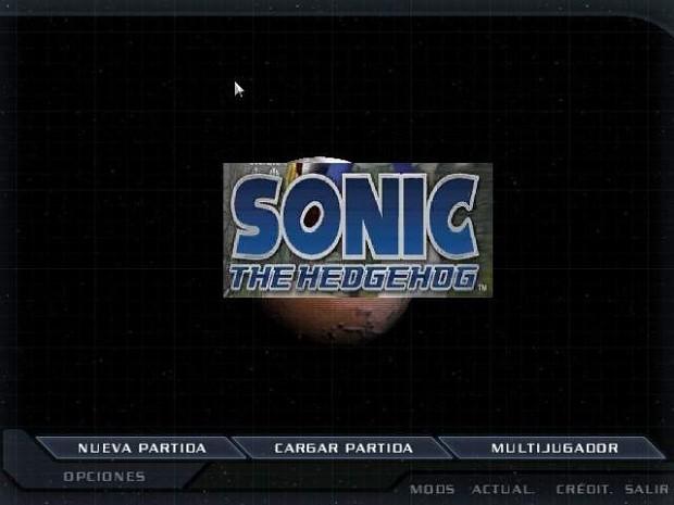 Sonic the hedgehog mod for doom 3