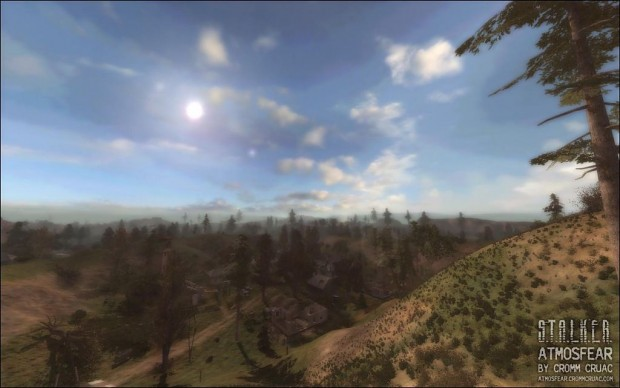 AtmosFear for S.T.A.L.K.E.R. - Clear Sky 1.0