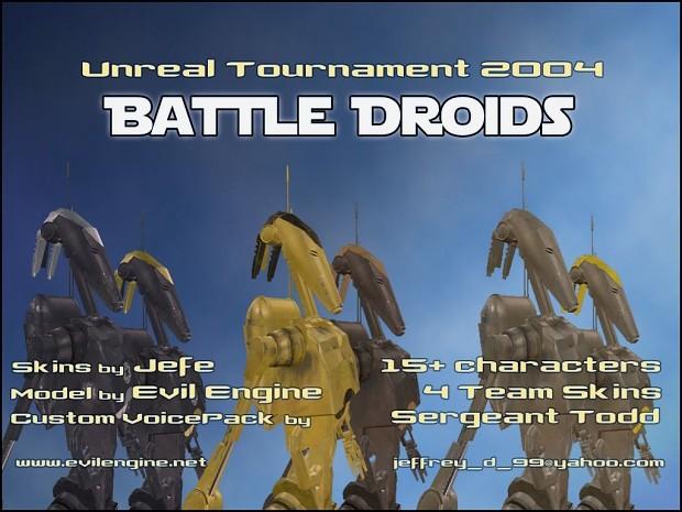 Battle Droid 2.1