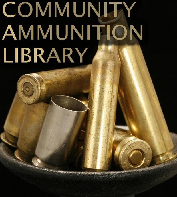 Community Ammunition Library  - CALIBR 1.3