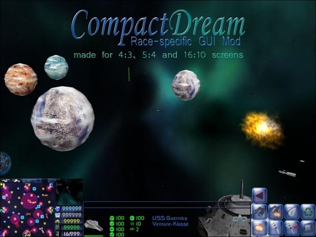 CompactDream - GUI