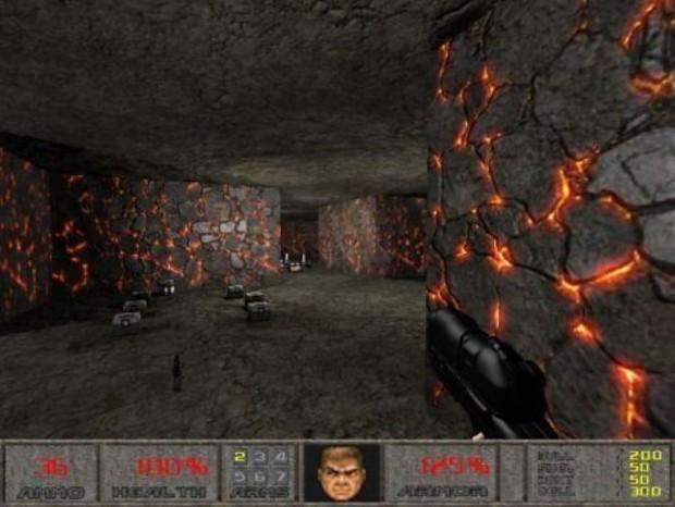 Doom 2 hell hole (full) for doom3