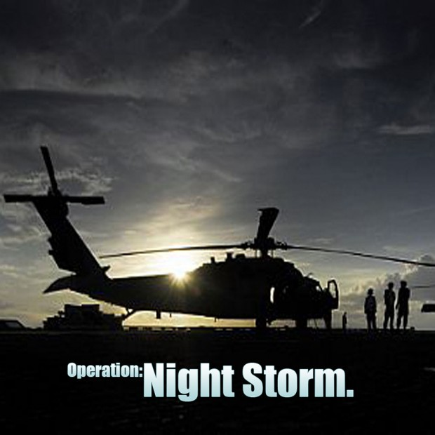 Operation: Night Storm v1.2b