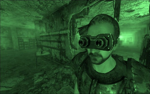 Nightvision Goggles (Powered) 1.1