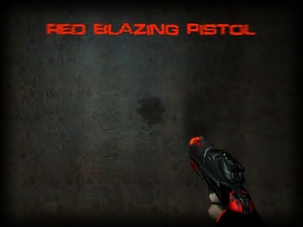 Red Blazing Pistol 1.0