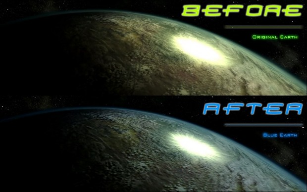 Mothership Zeta - Blue Earth (Final)