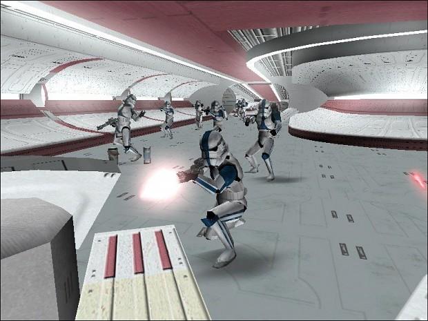 Imperial 501st Clone Legion 2.0